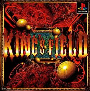 King-039-s-Field-1-Playstation-One-PS1-Import-Japan-Original-Game-and-Manual