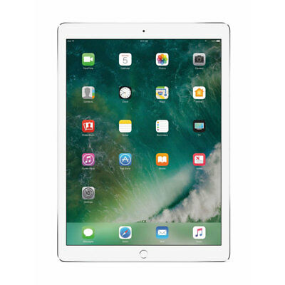 "Apple 12.9"" iPad Pro 2nd Gen 256GB Wi-Fi Silver MP6H2LL/A Latest 2017 Model"