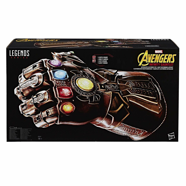 Marvel Legends Series Infinity Gauntlet articulé  électronique poing par Marvel  pratique