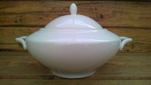3,0 l passt zu jeder Serie Terrine Suppenterrine Porzellan weiß mit Deckel