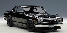 Autoart NISSAN SKYLINE GT-R KPGC10 TUNED VERSION BLACK 1:18*Last One!