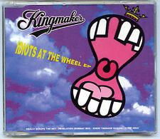 KINGMAKER Idiots At The Wheel 1991 UK CD 4 Tracks