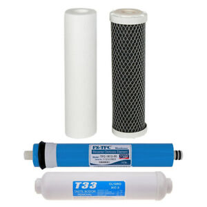 """Sediment Reverse Osmosis Water Filter x 1 VYAIR 20/"""" PP 100 Micron Polydepth"""