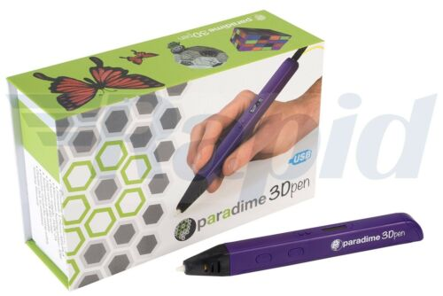 3D Paradime Doodler Printing Pen 3D Pen USB with OLED Display Parapen
