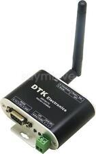 New RS232 to ZigBee Wireless Module CC2530 Chip 1.6km DRF2617C