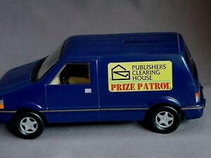 Details about Publisher's Clearing House Prize Patrol Die-Cast Bank (1996)  New!