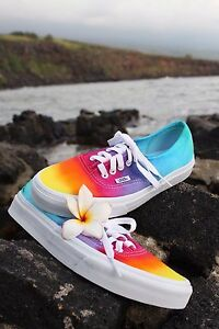 14ba58949eb4 Image is loading Tie-Dye-Vans-Shoes-SALE