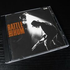 U2 - Rattle And Hum JAPAN CD P24D-10054 #122-1