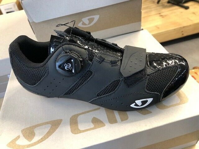 Giro Savix Womannen's Road Cycling schoenen 2017  zwart wit 40