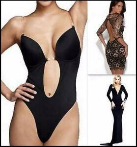 Image Is Loading Y Backless Full Body Shaper For