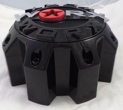 Worx Gloss Black Custom Wheel Center Cap Caps # WRX-8808LB 62722090F-5 NEW!!
