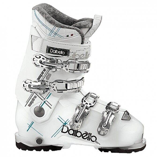 Dalbello Aspir 65 LS New 2016 kvinnor åka skidor stövlar Storlek 23.0