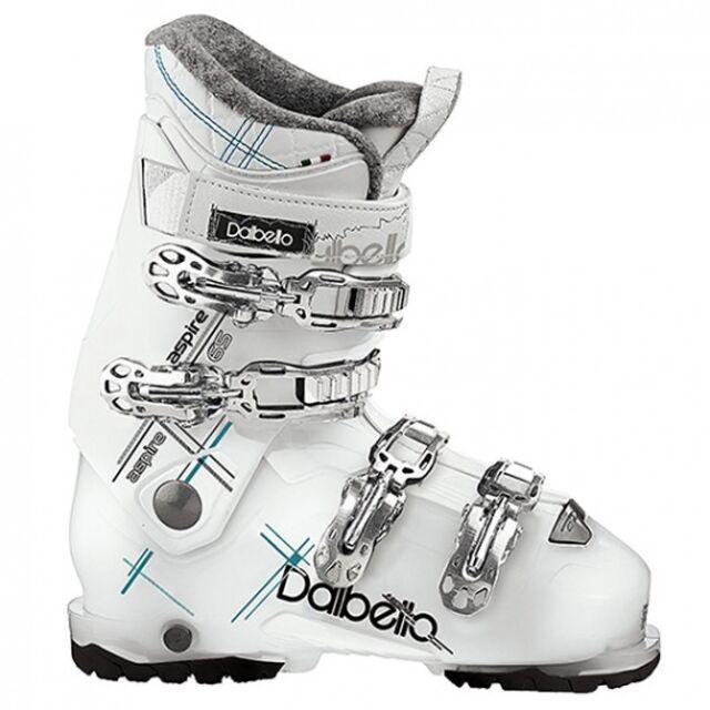 Dalbello Aspire 65 LS New 2016 Womens Ski Boots Size 23.5
