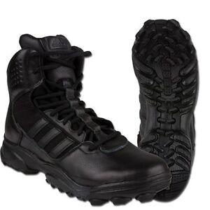the latest 49bfc 45188 Das Bild wird geladen adidas-Einsatzstiefel-GSG-9-7-Stiefel-Schuhe-Leder-