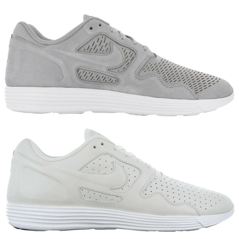 Nike Herren Sneaker Lunar Flow LSR PRM Premium Schuhe Leder Turnschuhe NEU