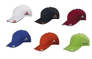 c8aa2544 ADIDAS GOLF 3-Stripes Hat, Men's Baseball Cap, UV, Relaxed ...