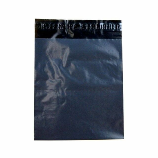 45 6x9 WHITE POLY MAILERS SHIPPING ENVELOPES BAGS 2.35 MIL 6 x 9