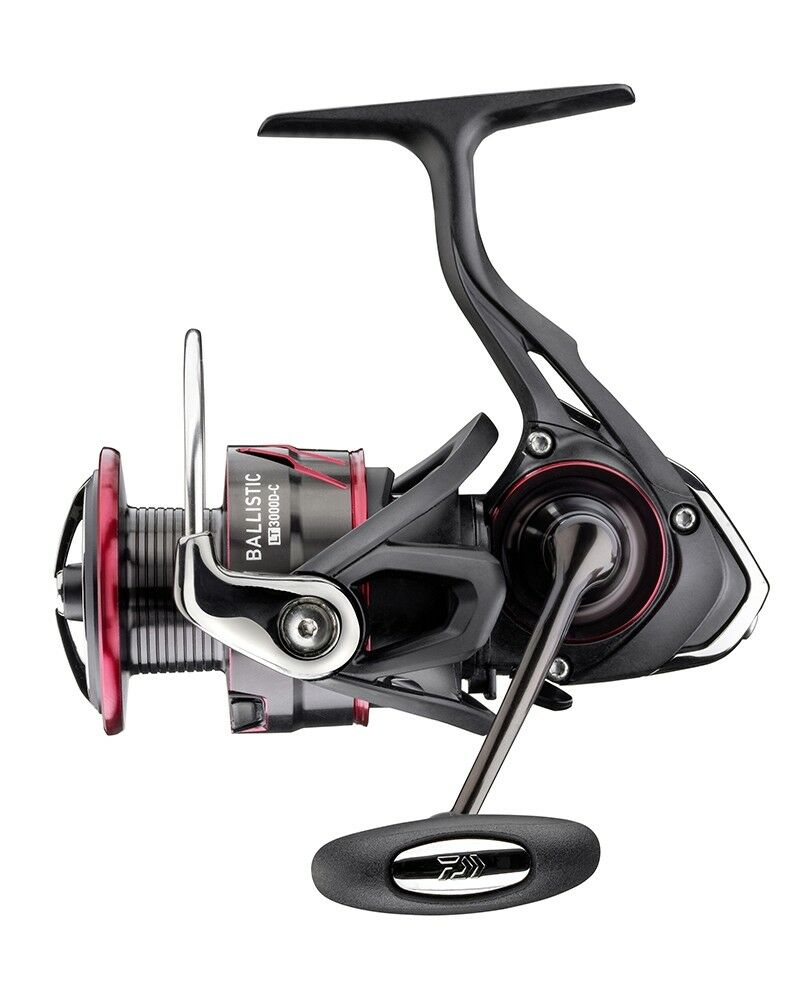 Daiwa NEW 17 Ballistic LT (Light && Hart) Angeln