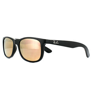 9a7ad71fb1087 Image is loading Ray-Ban-Junior-Sunglasses-9062S-70132Y-Black-Copper-