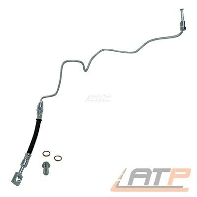 4x Bremsschlauch Bremsleitung Vorderachse Hinterachse für SEAT CORDOBA 6K