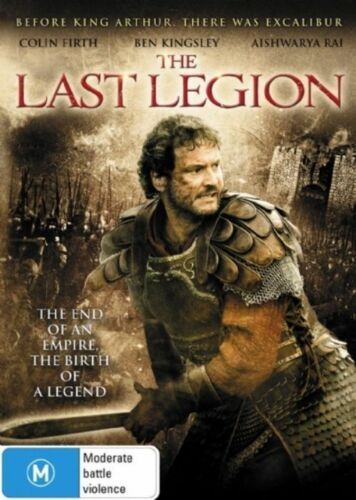 1 of 1 - BRAND NEW SEALED THE LAST LEGION DVD RATED M