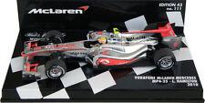 Minichamps McLaren Mercedes MP4-25 Race Version 2010 - Lewis Hamilton 1/43