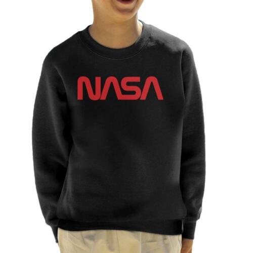 La NASA Logo 1975-1992 Kid/'s sweat