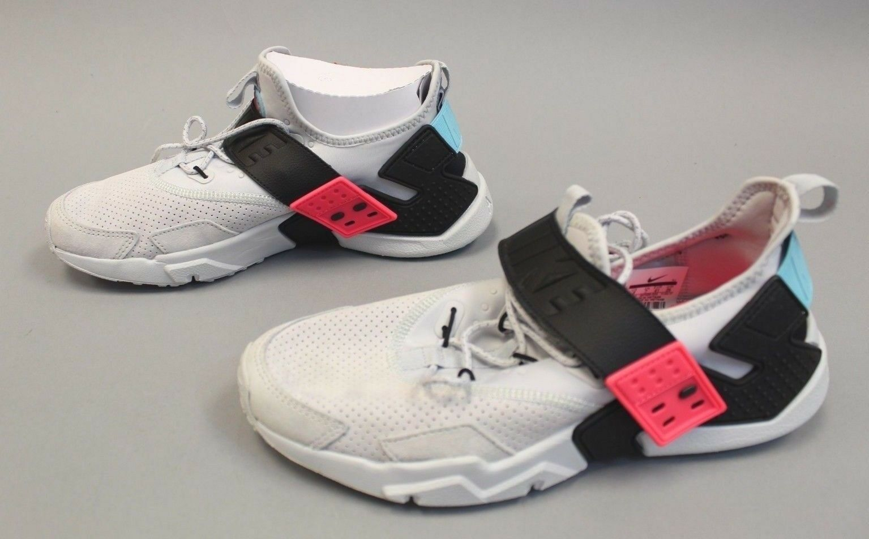 Nike Men's Air Huarache Drift Premium shoes GG8 Platinum AH7335-003 Size 8