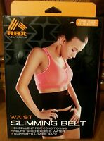Rbx Waist Slimming Belt - One Size Fits Most