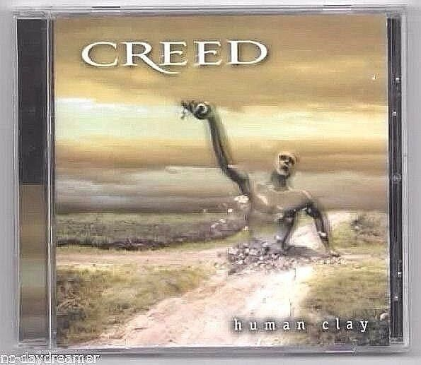 Human Clay By Creed (Post-Grunge) (CD, Sep-1999, Wind-Up