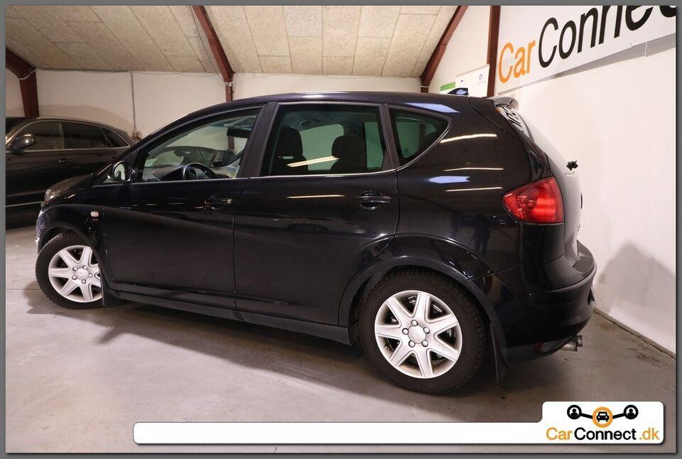 Seat Altea 2,0 TDi 140 Stylance Diesel modelår 2006 km