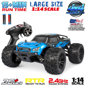 1-14-Scale-2-4Ghz-4WD-RC-Monster-Truck-Radio-Remote-Control-Car-Off-Road-Bugger