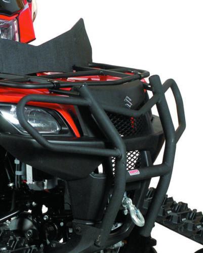 SUZUKI KING QUAD 500 750 FRONT BUMPER ATV KIMPEX POWDER COATED 2014-18