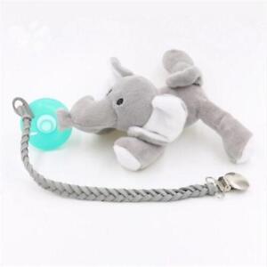 Baby-Newborn-Boys-Girls-Pacifier-Clip-Chain-Dummy-Soother-Nipple-Holder-Strap-C