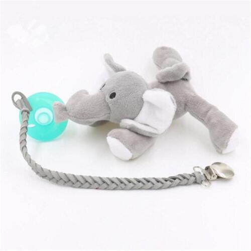 Baby Newborn Boys Girls Pacifier Clip Chain Dummy Soother Nipple Holder Strap C