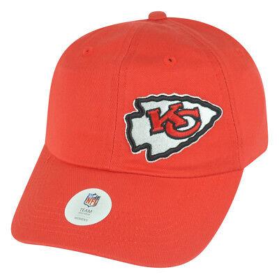Weitere Ballsportarten Baseball & Softball Nfl Kansas City Chiefs Damen Collider Sonne Schnalle Rot Locker Hut Schlapphut KöStlich Im Geschmack