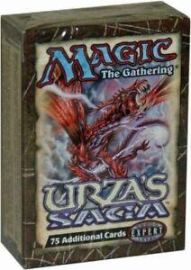 Urza's Saga Starter Tournament Deck Pack (ENGLISH) SEALED NEW MAGIC MTG ABUGames