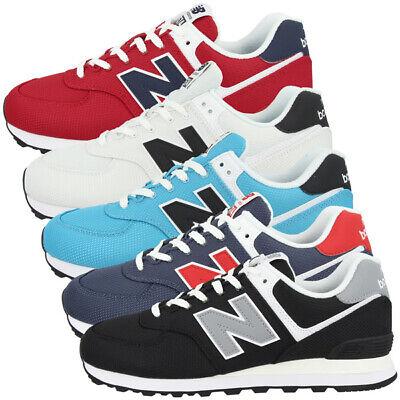 NEW Balance 574 SCHUHE Herren Freizeit Sneaker Schnürer Turnschuhe
