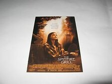 RARE 1996 THE SPITFIRE GRILL PREMIERE SCREENING MOVIE TICKET - MARCIA GAY HARDEN