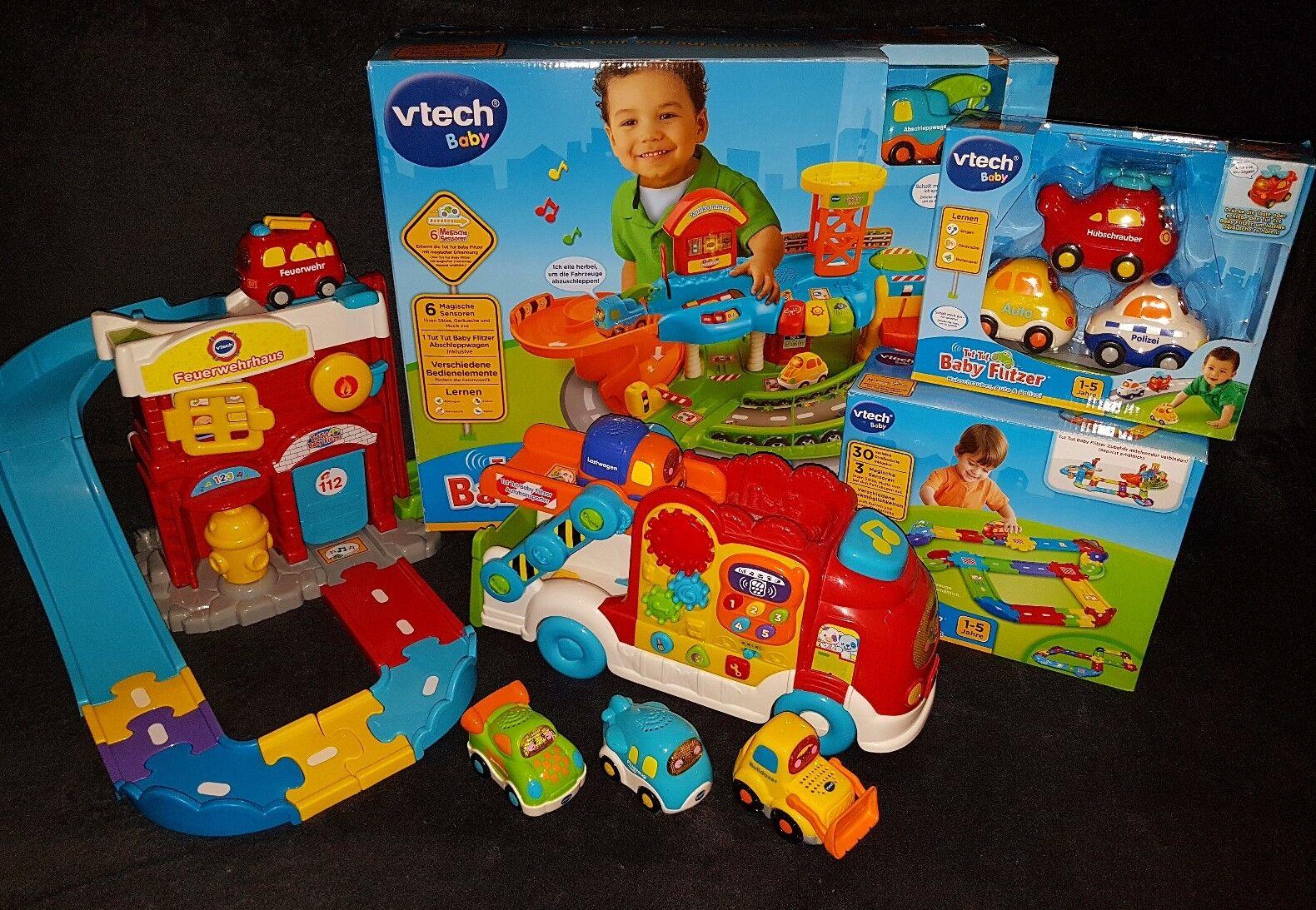 VTech Tut Tut Baby Flitzer Set