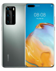 Huawei P40 Pro ELS-NX9 - 256GB - Silver Frost (Unlocked) (Dual SIM)