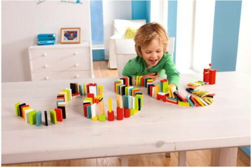 Domino Set Lewo 1000 piece Wooden Racing Games and Imagination Building Classic