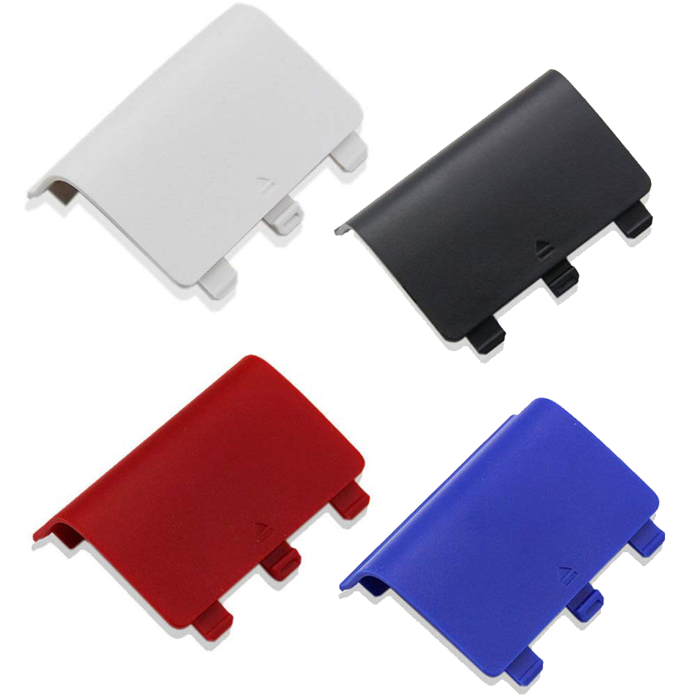 Xbox One Controller Battery Cover Pack Back Shell Replacement, Multiple Colours