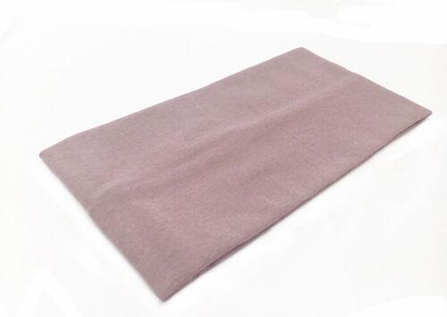 Haarband Haarschmuck BREIT lycra stretch ca.10cm Bänder  fsport Stirnband