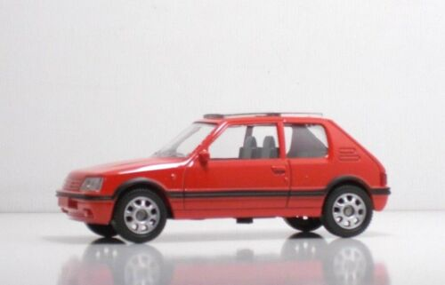 "MondoMotors 53167 Peugeot 205 GTI /""Red/"" METAL Scala 1:43"