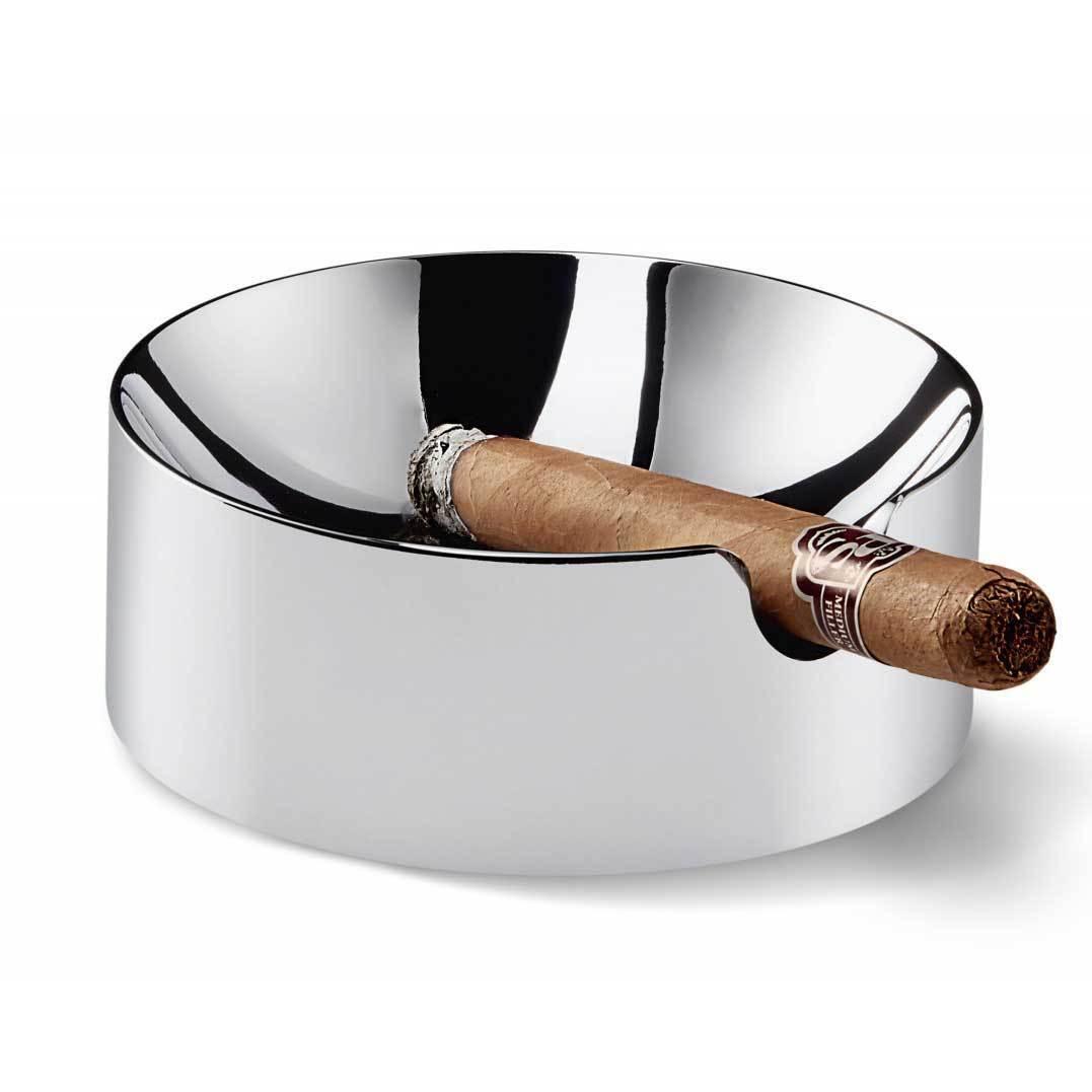 Philippi Zigarren Aschenbecher SCALA, Chrom (123174PI)