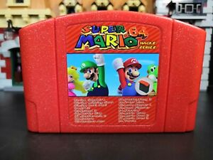 Super-Mario-64-Hacks-Series-18-in-1-Games-N64-Multi-cart-NTSC-U-C-version