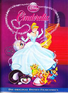 Cinderella-Serie-Die-original-Disney-Filmcomics-Bild-am-Sonntag-Schneider