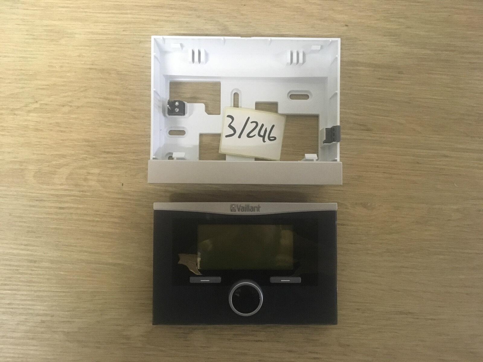 Vaillant calorMATIC 370 Digital Regler Raumtemperaturregler Nr.3/246
