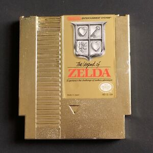 Details about NES The Legend of Zelda 1987 NES ZL USA